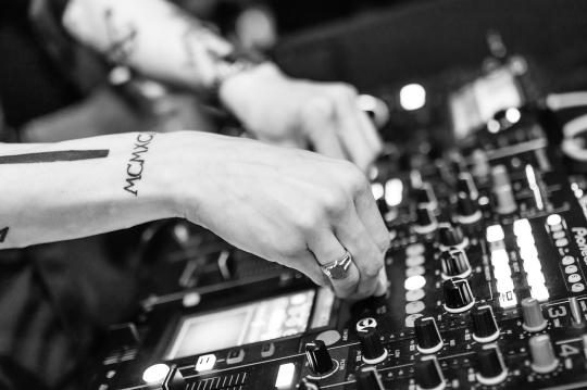 DJ na weselu