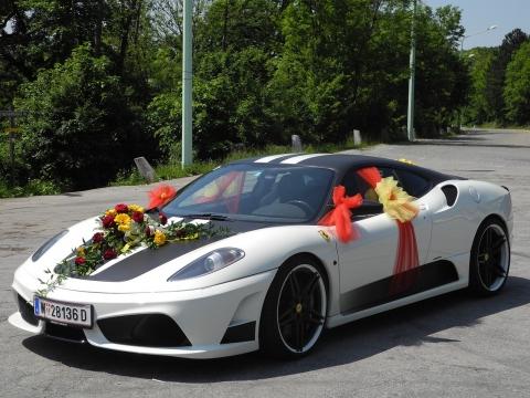 Samochód luksusowy do ślubu